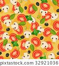 pizza, ingredients, mushroom 32921036