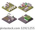 Factory Composition 2x2 Set 32921255