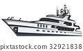 luxury motor yacht 32921838