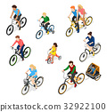 Bike Riders Character Set 32922100