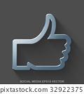 icon, vector, 3d 32922375