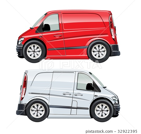 Vector Cartoon van 32922395
