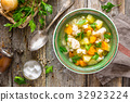 Vegetable soup 32923224