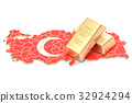 gold, Turkey, foreign-exchange 32924294