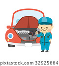 mechanic, maintenance, preparation 32925664
