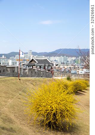 서북각루,수원화성(사적3호),수원시,경기도,한국 32926661