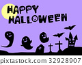 Halloween greeting cards 32928907