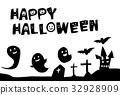 Halloween greeting cards 32928909