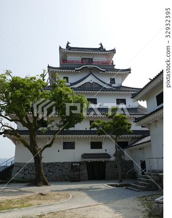 唐津城堡入口 32932395