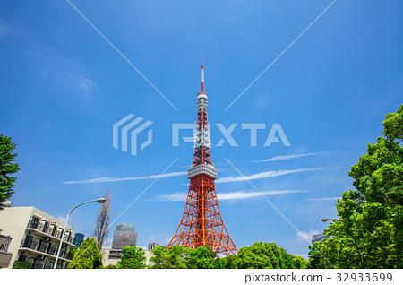 โตเกียวทาวเวอร์ 32933699