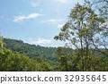 Khao Qiao动物园的自然环境在芭达亚,春武里市,泰国 32935645