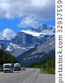 加拿大洛基山脉 落基山脉 落基山 32937559