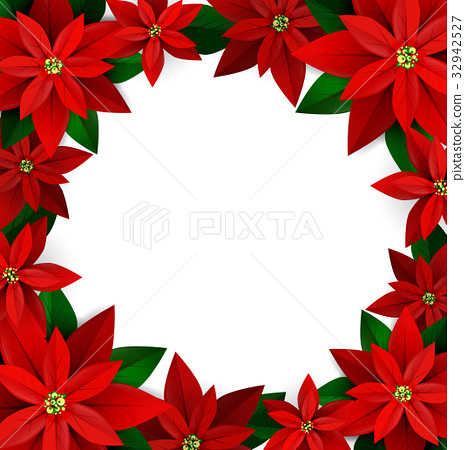 Christmas decoration on white 32942527