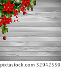 vector, red, christmas 32942550
