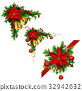 bell, red, christmas 32942632