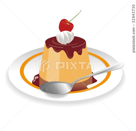 中式點心 甜食 甜點 32943730