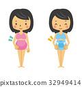 孕婦內褲[雙頭系列] 32949414