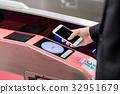สมาร์ทโฟน,การเดินทางในแต่ละวัน,นักธุรกิจ 32951679