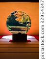 明月院 楓樹 紅楓 32954347