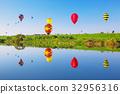 balloon, hot, air 32956316