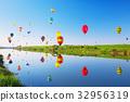 氣球 汽球 熱氣球 32956319