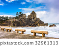 Wajima, Japan Coast 32961313