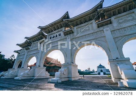中正紀念堂牌樓,中正紀念堂,自由廣場,Chiang Kai-shek Memorial Hall 32962078