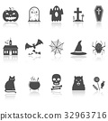 Hallowen Icons 32963716