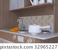 Children kitchen design interior play set with 32965227