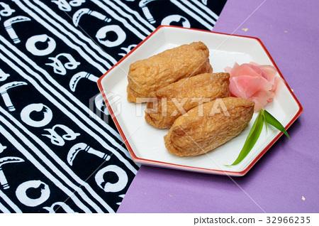 稻荷壽司 日本料理 日式料理 32966235