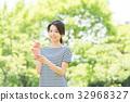 โทรศัพท์มือถือ,สมาร์ทโฟน,พืชสีเขียว 32968327