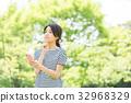 โทรศัพท์มือถือ,สมาร์ทโฟน,พืชสีเขียว 32968329