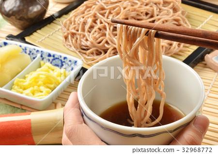 Japanese food, Soba 32968772