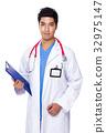 男性 男人 医生 32975147