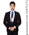Businessman portrait 32975171