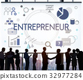 商业 商务 企业家 32977284