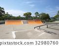 푸른, 스케이트, 시설 32980760