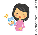 maternal and child health handbook, maternity, Pregnant Female 32980839