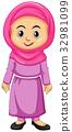 kid, child, muslim 32981099