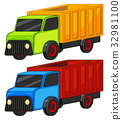 truck vehicle toys 32981100