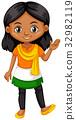 kid, child, girl 32982119