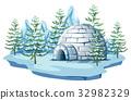 冰屋 房屋 房子 32982329