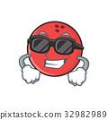 保齡球 球 向量 32982989