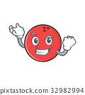 保齡球 球 向量 32982994