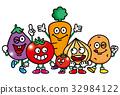 맛있는 야채 32984122