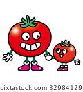 야채, 채소, 토마토 32984129