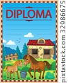 Diploma concept image 5 32986675