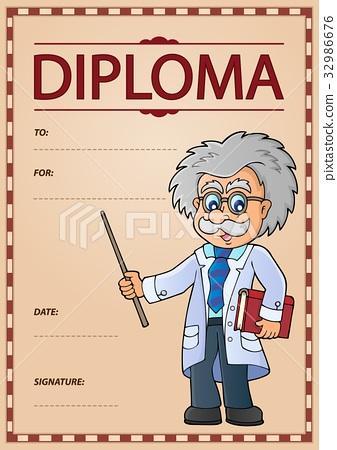 Diploma concept image 6 32986676