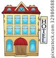 Hotel theme image 1 32986688