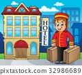 Hotel theme image 2 32986689